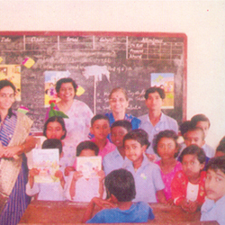 Storytelling Session in Andamans (2006)